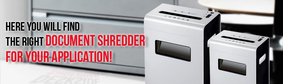 Document Shredder for Application